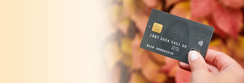 Precise BioMatch® Card